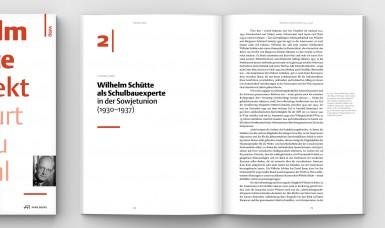 Buchdesign - Architektur - OEGFA - Gerda Wimmer