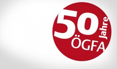 Oegfa - Jubiläunslogo