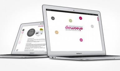 Webdesign - die Woelfe